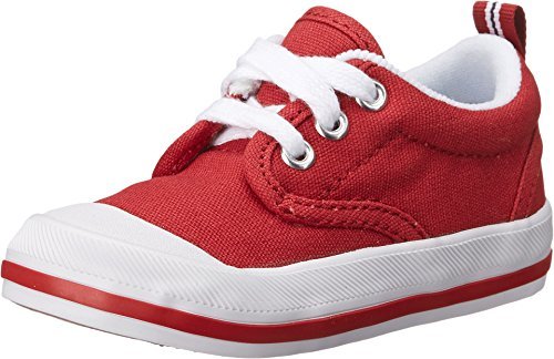 Keds Red Shoes - Keds Graham Classic Lace-Up Sneaker (Toddler),Red,7.5 M US Toddler