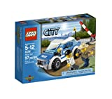 LEGO City Police Patrol Car 4436