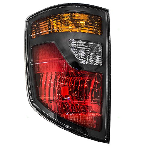 Drivers Taillight Tail Lamp Replacement for Honda Pickup Truck 33551SJCA01