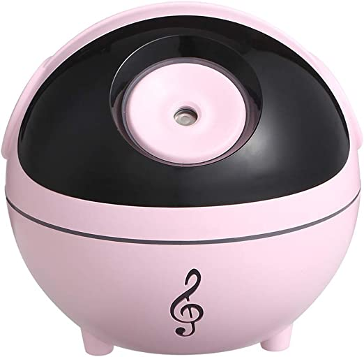Tefamore Humidificador Aceites Esenciales Ambientador Music Elf ...