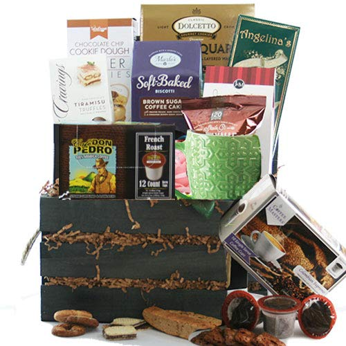 Greetings K-Cup Coffee Gift Basket
