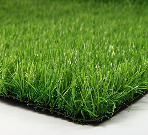 Synturfmats Artificial Grass for Dog Decorative Synthetic Turf Runner Rugs, 2' x -