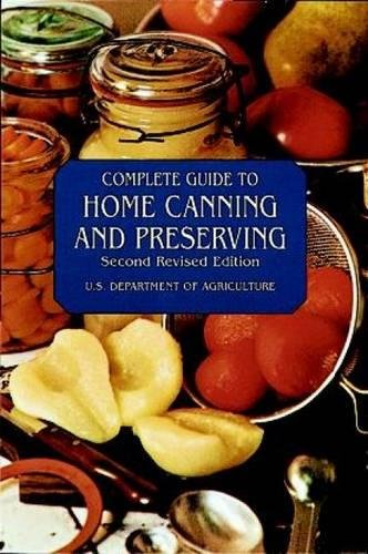 Complete Canning Preserving Second Revised product image