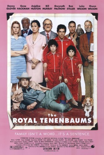 The Royal Tenenbaums 27x40 Movie Poster