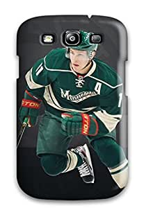 For Galaxy S3 Protector Case Minnesota Wild Hockey Nhl (54) Phone Cover by lolosakes
