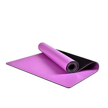 GBGLL Li- Estera de Yoga - Material de Caucho Natural, Ancho ...