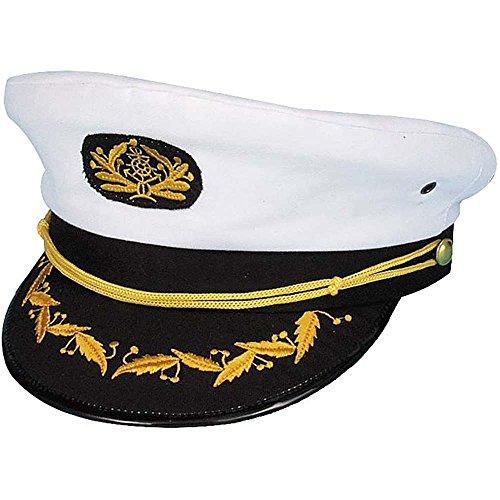 Adult Captain Hat