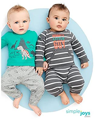 Simple Joys by Carter's Boys Baby 3-Piece Playwear Set by Simple Joys by Carter's that we recomend individually.