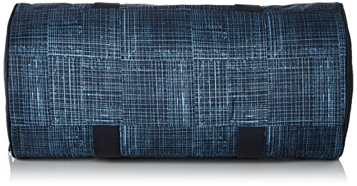 Timberland Duffel - Borse a mano Unisex – Adulto, Blau (Dark Sapphire Print), 24x24x51 cm (B x H T)