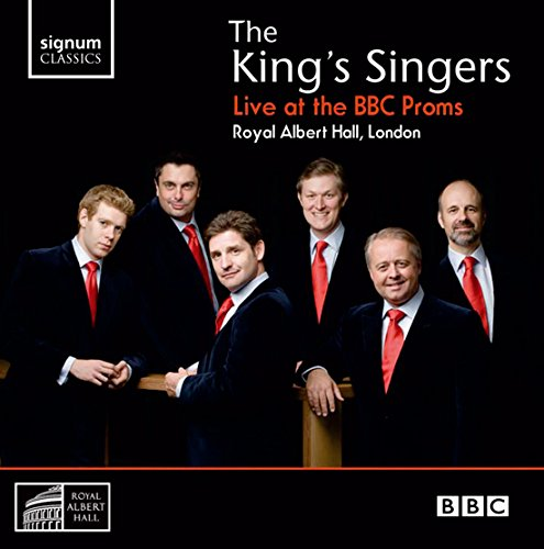 Live at the BBC Proms by Signum UK
