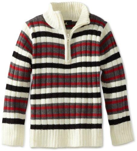 X-Label Boys 2-7 Richmond Zip Sweater