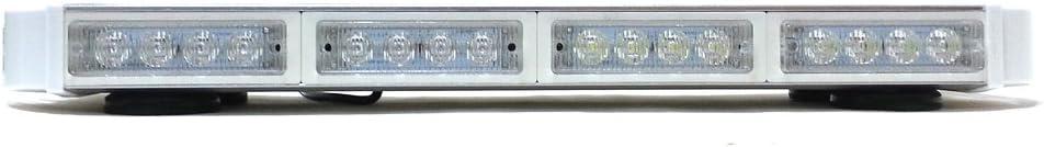 CFLMYYXGS 2240 LED Amber LightBar Mini Light Bar Emergency Recovery LightBar Long Row Car Light Warning Strobe light
