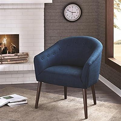 Camilla Barrel Back Accent Chair -  - living-room-furniture, living-room, accent-chairs - 51haO8XSH5L. SS400  -