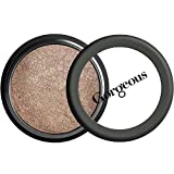 Gorgeous Cosmetics Shimmer Dust, Loose Shimmer/Pigment Eyeshadow Powder, Shade Suede