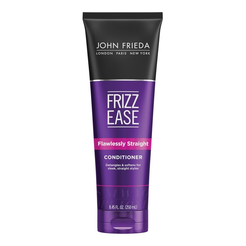 John Frieda Frizz Ease Flawlessly Straight Conditioner, Keratin Infused Conditioner, for Instantly Easy Straight Styling, 8.45 Ounces