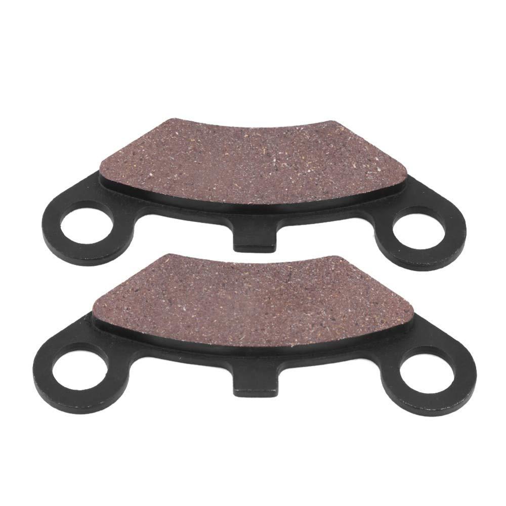 Keenso 2 Pcs ATV Front Brake Pads For CFMoto CF500 500cc CF600 600cc X5 X6 X8 ATV UTV