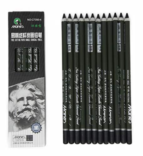 Charcoal Pencil Set