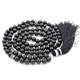 Best Hand Necklaces - Gemstone Mala Beads Necklace, Mala Bracelet, Buddha necklace Review