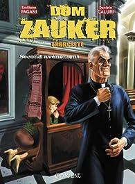 Dom Zauker exorciste, Tome 2 : Second avènement  par Emiliano Pagani