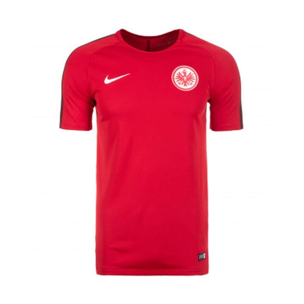 2017-2018 Eintracht Frankfurt Nike Squad Training Shirt (Red): Amazon.de:  Sport & Freizeit