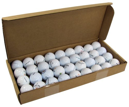 Callaway Assorted Model Near Mint Used/Recycled Golf Balls (36-Pack)