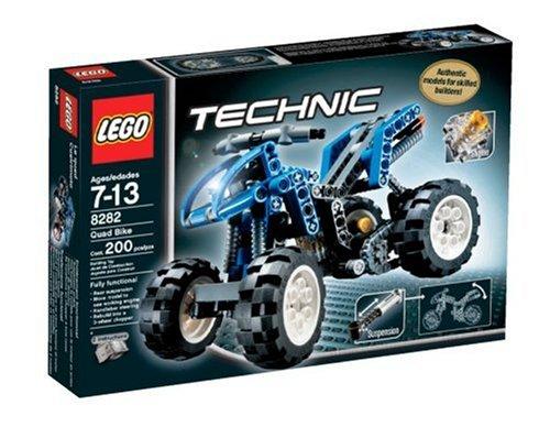 quad bike lego - 2