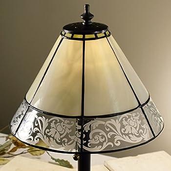 J. Devlin Glass Lam 639 TB Table Light