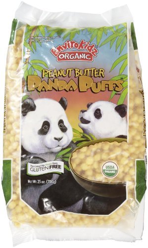 EnviroKidz Panda Puffs Eco Pac, 24.7 (Envirokidz Panda Puffs)
