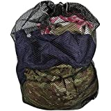 Mesh Bags Laundry Sport Equipment Storage Choose Color and Size cfa543ad00362