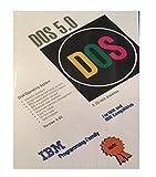 Software : Vintage IBM DOS version 5.02