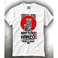 HATTORI HANZO KILL BILL PLAYERA ROTT WEAR