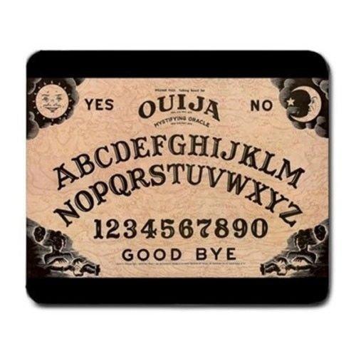 Classic Ouija Board Mouse Pad