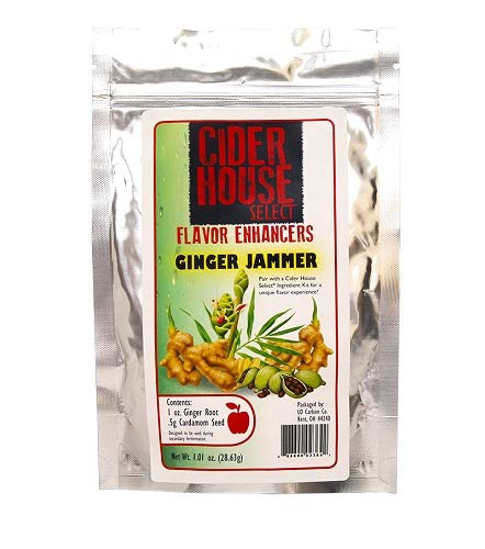 Cider House Select Flavor Enhancers Ginger Jammer