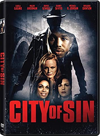 City of Sin (City Of Sin Dvd)