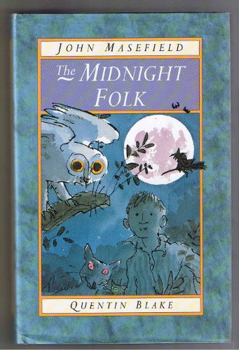Book cover for Midnight Folk