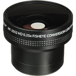 Helder MF-2552 52mm HD 0.25x Fisheye Conversion Lens(2 Pack)