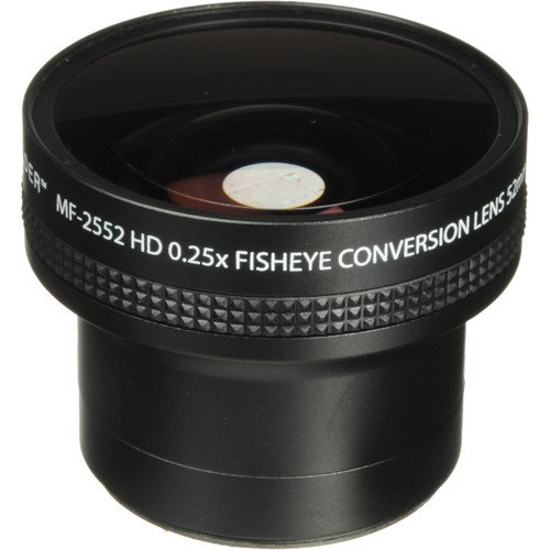Helder MF-2552 52mm HD 0.25x Fisheye Conversion Lens by Helder