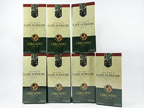 8 Box of Organo Gold Ganoderma Gourmet - Café Supreme(20 sachets) by Organo Gold (Image #3)