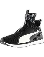 PUMA Womens Fierce Kal Grf Ankle-High Fashion Sneaker