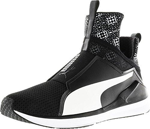 Puma Kvinders Voldsomme Kal Grf Ankel-high Fashion Sneaker Sort J9IKp