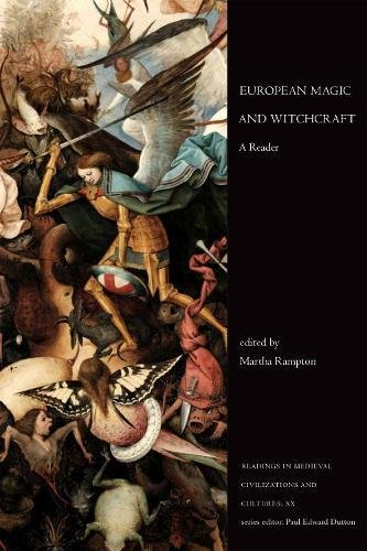 European Magic and Witchcraft: A Reader