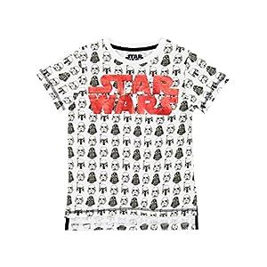 Star Wars Boys' Darth Vader Stormtrooper T-Shirt