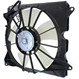 MAPM Premium ACCORD 13-16 RADIATOR FAN SHROUD ASSEMBLY, LH, 4/6 Cyl, Denso Brand, Coupe/Sedan