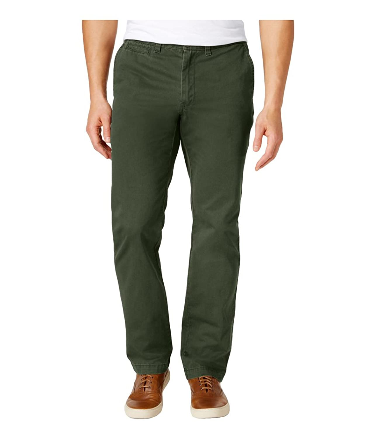 American Rag Mens Slim Straight Casual Chino Pants