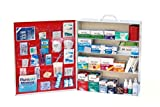 Medique Products 703ANSI Filled Four Shelf Wide First Aid Kit