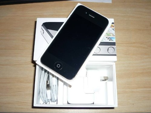 Apple iPhone 4 Black Smartphone 32GB (AT&T) (B0041E5G32