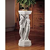 Design Toscano Column of the Maenads Sculptural Pedestal