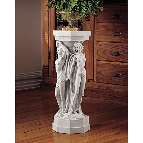 Design Toscano Column of the Maenads Sculptural ()