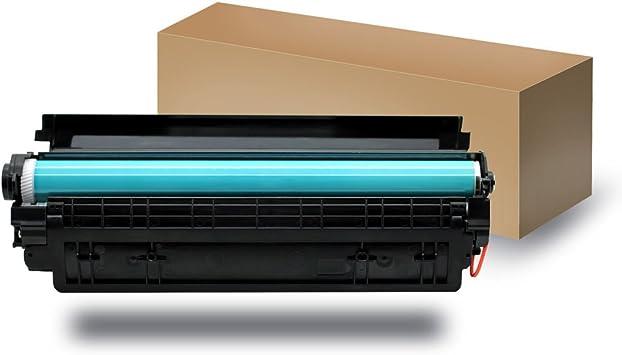ECS - Tóner compatible CE285A 85A para impresoras HP Laserjet ...