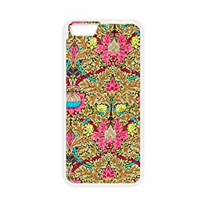 "SOPHIA Phone Case Of Painting Flower Fashion Style Colorful Painted For iPhone 6 (4.7"")"